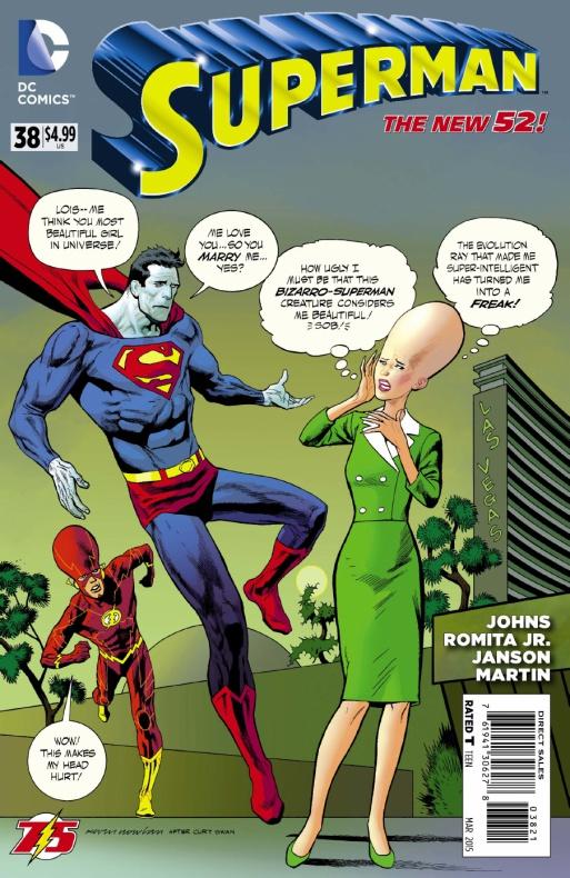 Superman 38 portada 5