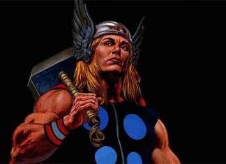 Thor Vikingos