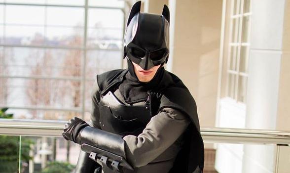Traje de Batman hecho por fan 00