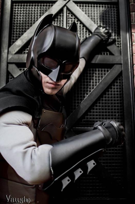 Traje de Batman hecho por fan 02
