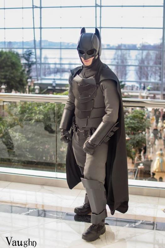 Traje de Batman hecho por fan 03