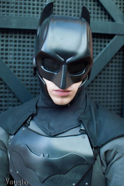 Traje de Batman hecho por fan 04