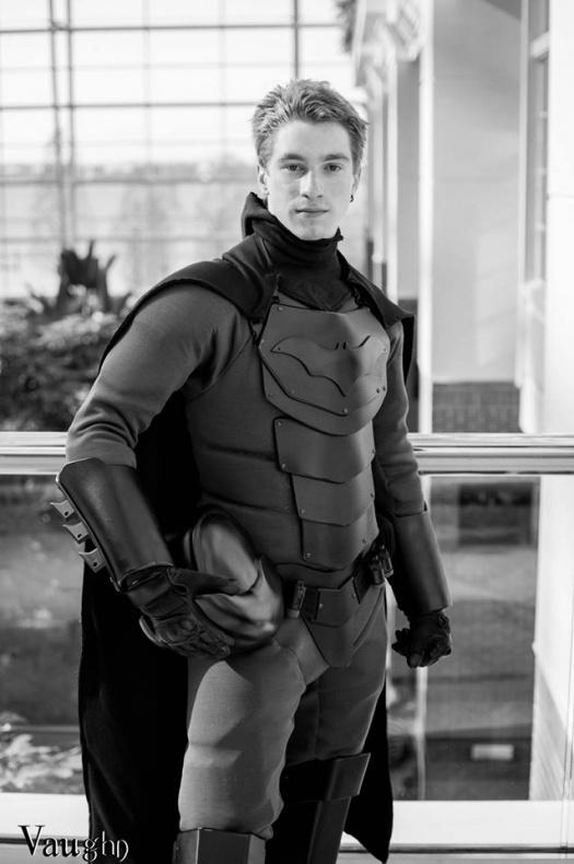 Traje de Batman hecho por fan 05