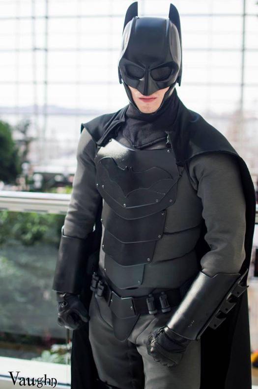 Traje de Batman hecho por fan 07