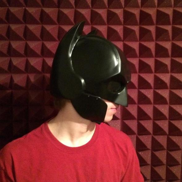 Traje de Batman hecho por fan 15