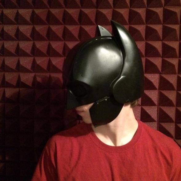 Traje de Batman hecho por fan 16