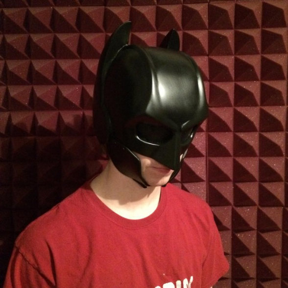 Traje de Batman hecho por fan 17