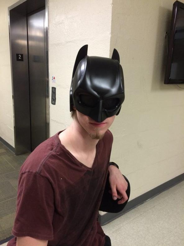 Traje de Batman hecho por fan 18