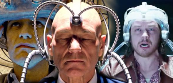 X-Men: Apocalipsis primeros bocetos de Cerebro