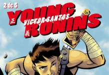 Young Ronins 2