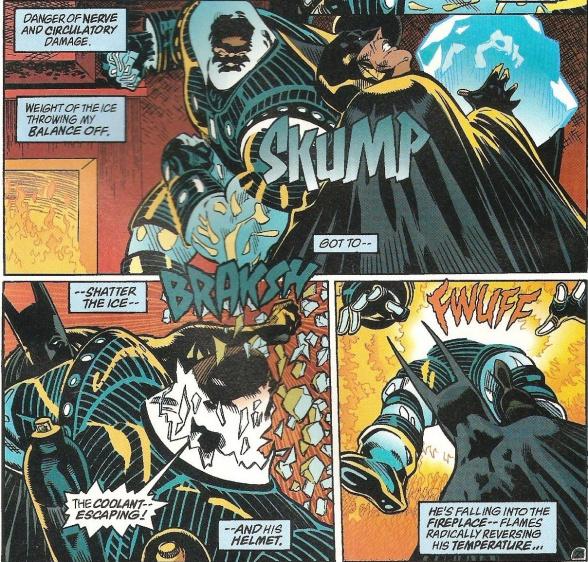 batman conexion deadman
