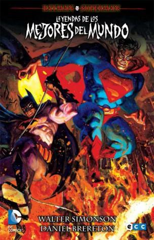 Batman/Superman: Leyendas de los mejores del mundo