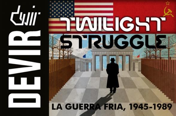 'Twilight Struggle', el mejor juego de mesa que existe