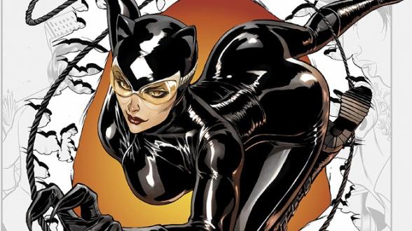catwoman nuevos 52