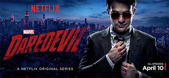 Daredevil - Netflix encabezado