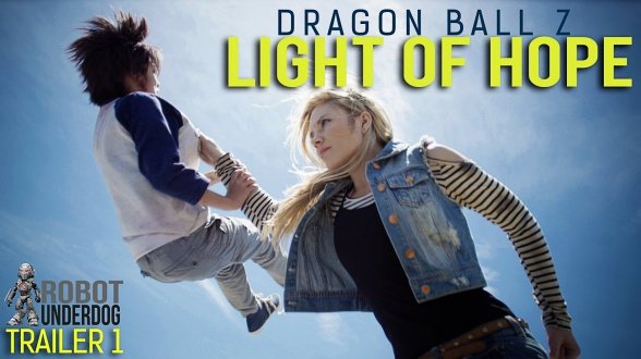 dragon ball light of hope