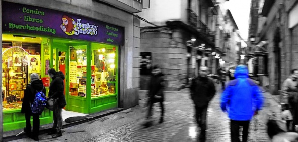 El Almacén Secreto - Bilbao