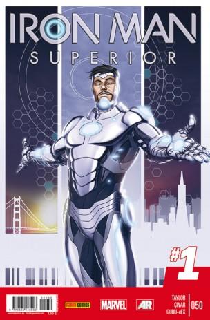 iron man superior 50