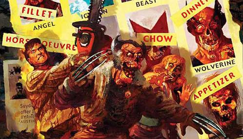 marvel zombies ejército tinieblas 4