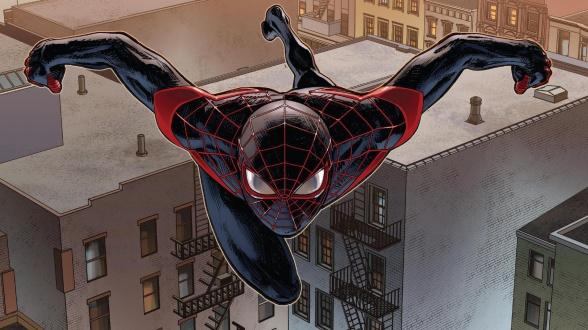 miles morales spiderman