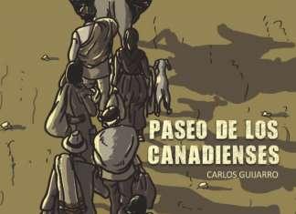 Paseo de los Canadienses