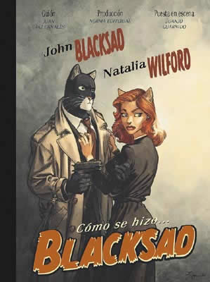 Cómo se hizo... Blacksad