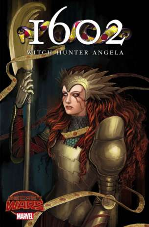 1602 Witch Hunter Angela Portada