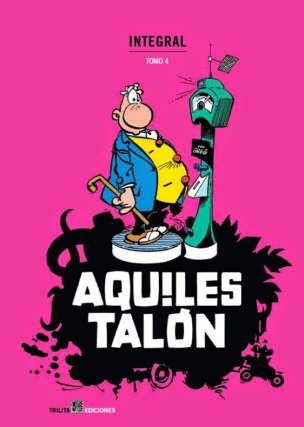 Aquiles Talon tomo 4