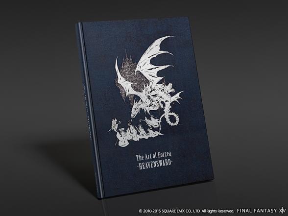 Art Book de FF XIV: Heavensward