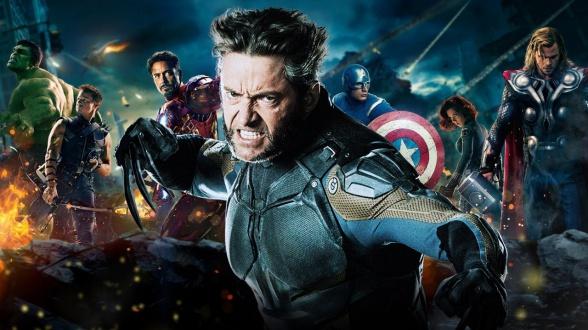 Avengers Lobezno