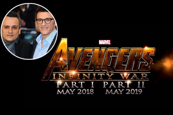 Avengers: Infinity War Hermanos Russo