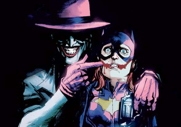 Batgirl DC cancela portada alternativa del Joker