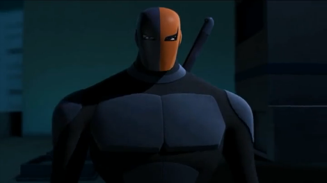 Beware the Batman Deathstroke the Terminator