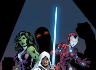 Captain Britain and the Mighty Defenders