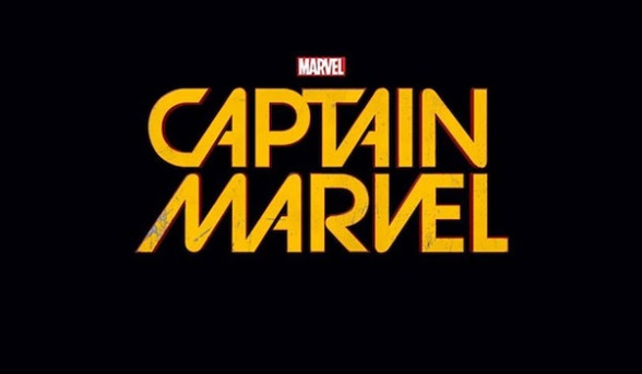 Captain Marvel logo sin fecha