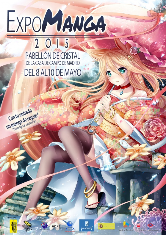 Cartel Expomanga 2015