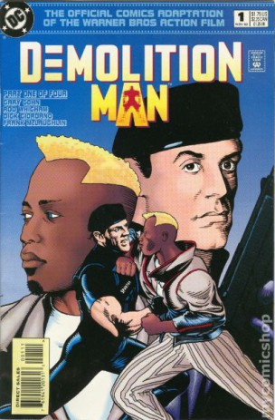 Comic-Demolition-Man