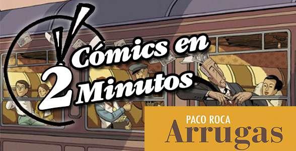 Comics 2 Minutos Arrugas
