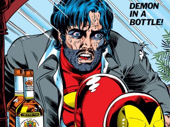 David Michelinie Iron Man