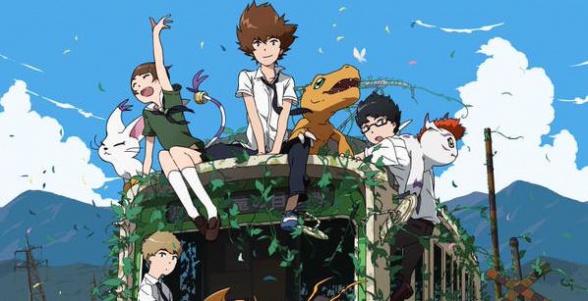 Digimon Adventure Tri principal
