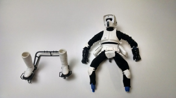 Dron Star Wars Speeder Bike 13