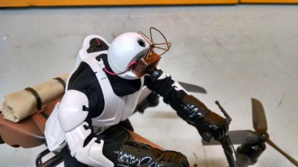 Dron Star Wars Speeder Bike 17