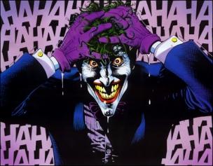 Escuadrón Suicida Nuevo Peinado del Joker
