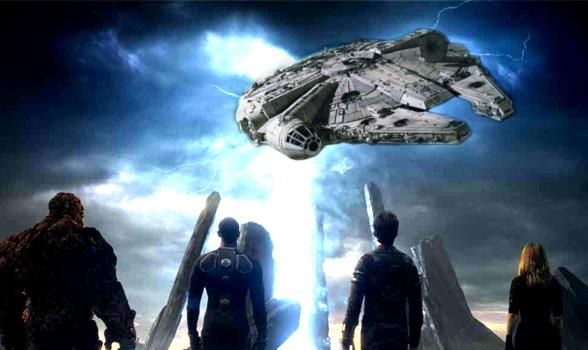 Fantastic Four - Star Wars