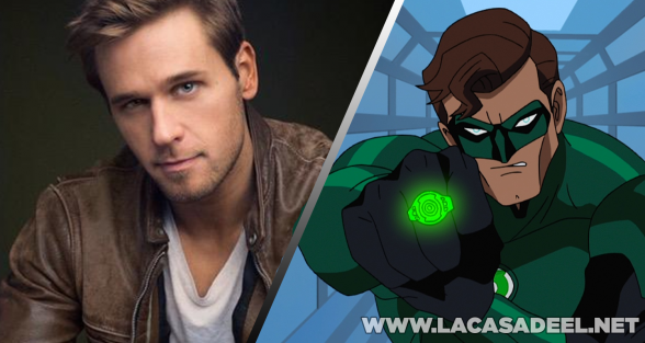 Green Lantern Dan Amboyer