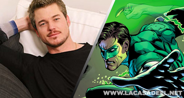 Green Lantern Eric Dane
