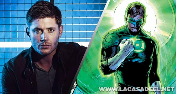 Green Lantern Jensen Ackles