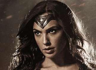Gal Gadot - Wonder Woman primer plano