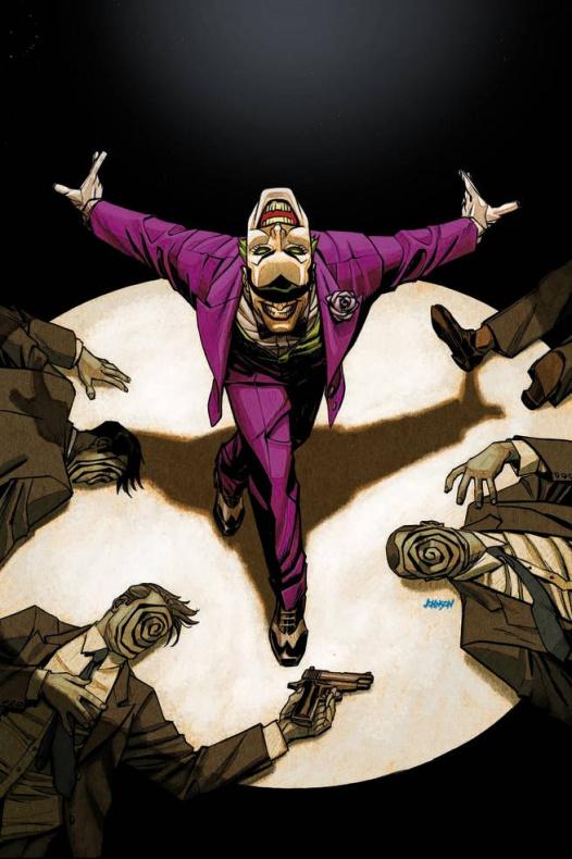 Joker Grayson 9