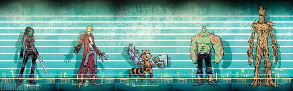 Guardians of Knowhere Secret Wars personajes